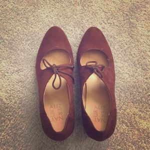 Cute shoes! Never worn, too small for me